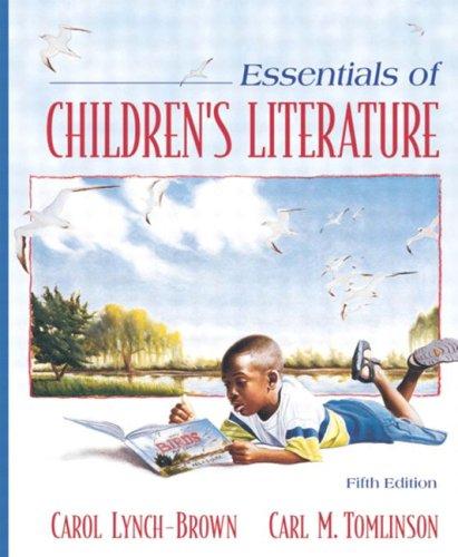 9780205459087: Essentials of Children's Literature, MyLabSchool Edition (5th Edition)