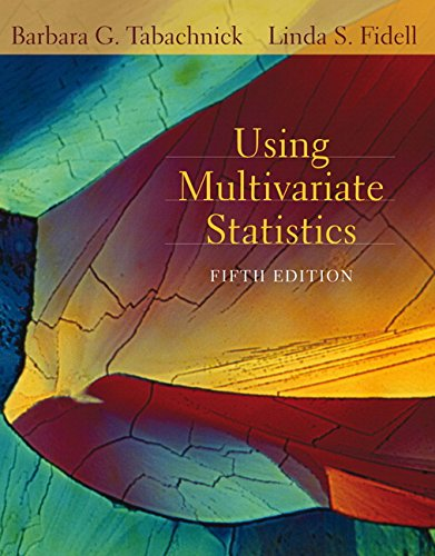 9780205459384: Using Multivariate Statistics (5th Edition)