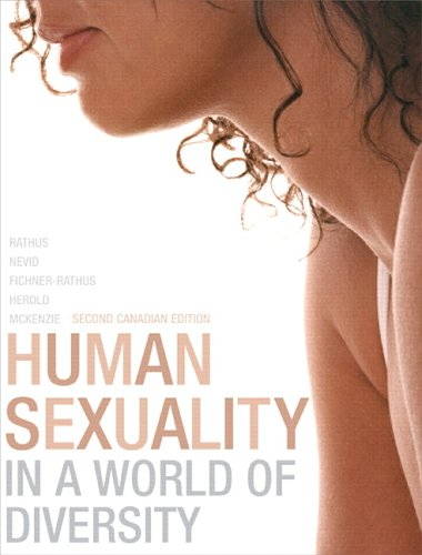 9780205460137: Human Sexuality in a World of Diversity, Second Canadian Edition (2nd Edition)