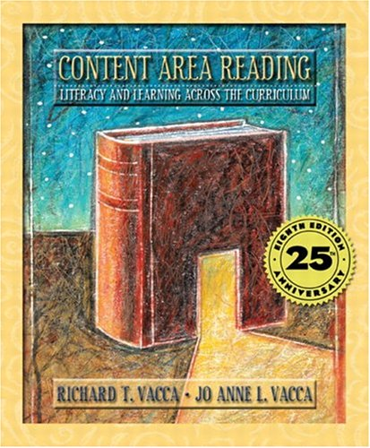 9780205460298: Content Area Reading: Literacy and Learning Across the Curriculum, MyLabSchool Edition (8th Edition)