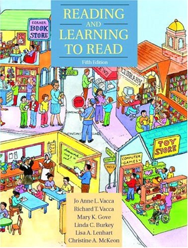 Reading and Learning to Read, MyLabSchool Edition: Richard T. Vacca,