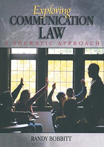 9780205462315: Exploring Communication Law: A Socratic Approach