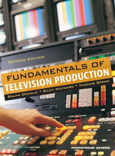 9780205462322: Fundamentals of Television Production (2nd Edition)