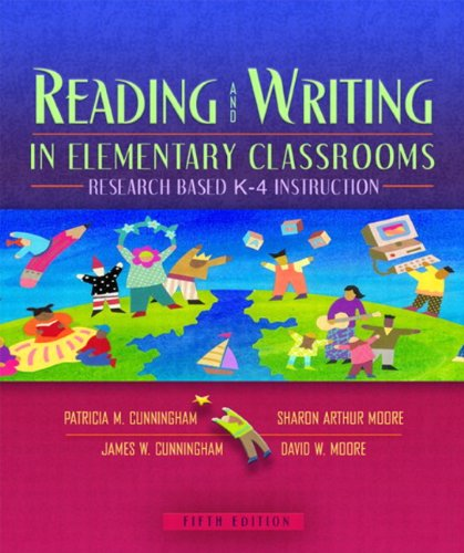 9780205463701: Reading and Writing in Elementary Classrooms: Research-Based K-4 Instruction, MyLabSchool Edition, 5th Edition