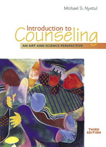 9780205464104: Introduction to Counseling: An Art and Science Perspective (3rd Edition)