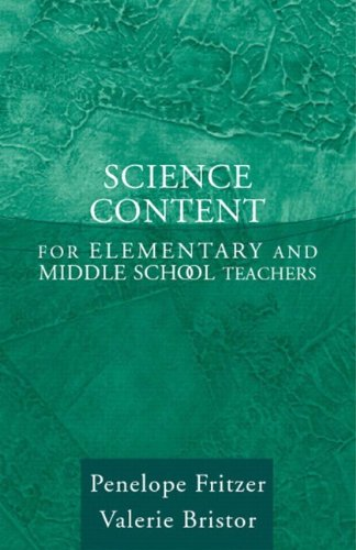9780205464531: Science Content for Elementary and Middle School Teachers, MyLabSchool Edition