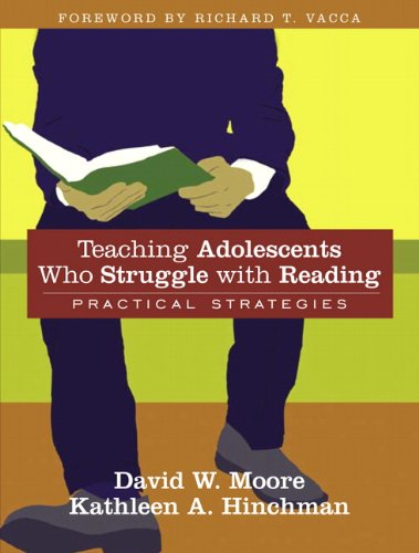 9780205466061: Teaching Adolescents Who Struggle with Reading: Practical Strategies