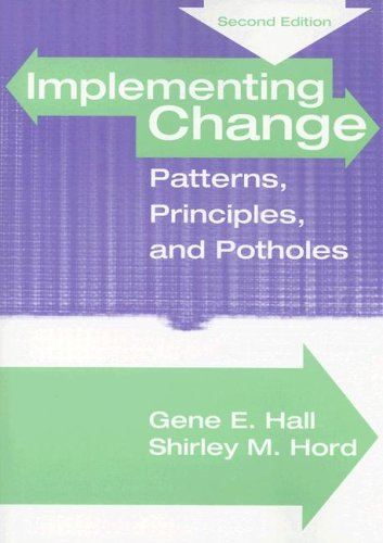9780205467211: Implementing Change: Patterns, Principles and Potholes