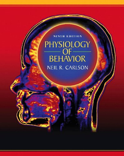Physiology of Behavior: Elliot Aronson; Charles