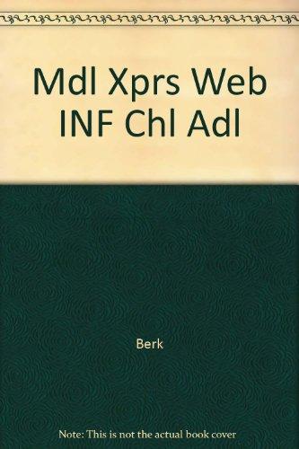 9780205469772: Mdl Xprs Web INF Chl Adl