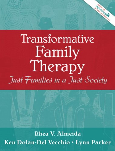 9780205470082: Transformative Family Therapy: Just Families in a Just Society