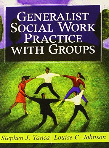 9780205470099: Generalist Social Work Practice with Groups