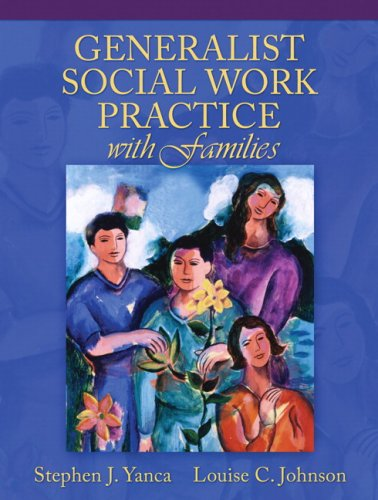 9780205470105: Generalist Social Work Practice with Families