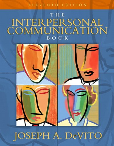 9780205472888: Interpersonal Communication Book, The (11th Edition)