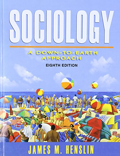 9780205473052: Sociology: A Down-to-Earth Approach (MySocLab Series)