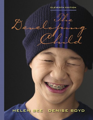 9780205474530: The Developing Child, 11th Edition