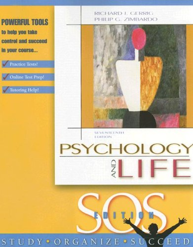 9780205474639: Psychology and Life, SOS Edition