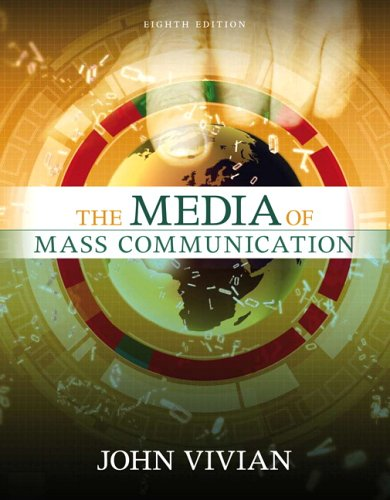 9780205477531: Media of Mass Communication, The (8th Edition) (MyMassCommLab Series)