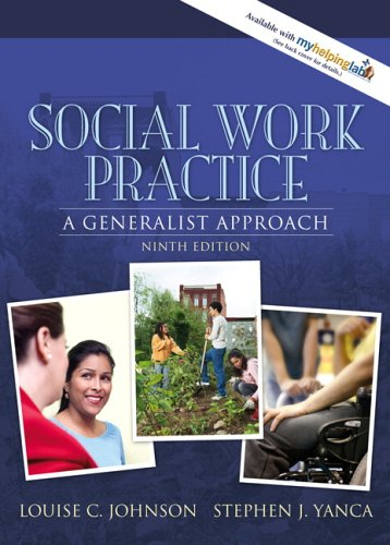 9780205477715: Social Work Practice: A Generalist Approach (9th Edition)
