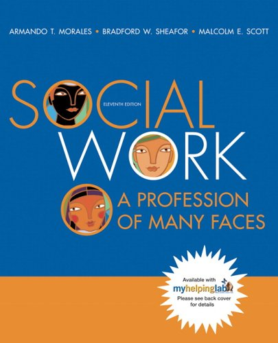 9780205477722: Social Work: A Profession of Many Faces (Book Alone) (11th Edition)