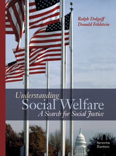 9780205478064: Understanding Social Welfare: A Search for Social Justice (7th Edition)