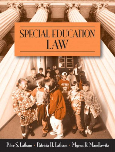 9780205479757: Special Education Law