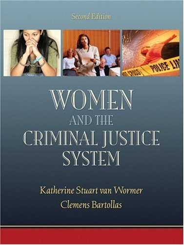 9780205482184: Women and the Criminal Justice System (2nd Edition)