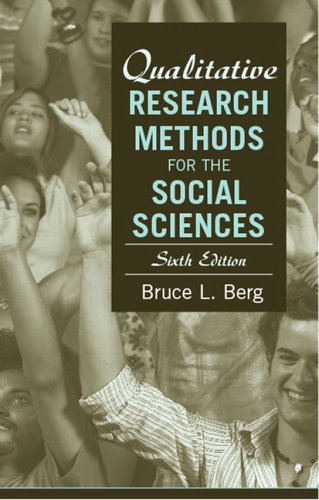 9780205482634: Qualitative Research Methods for the Social Sciences (6th Edition)