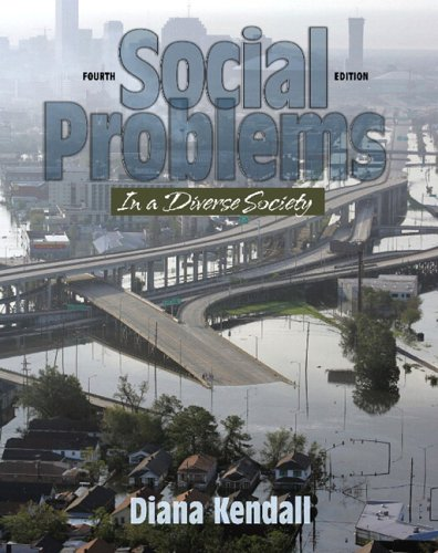 9780205482641: Social Problems in a Diverse Society