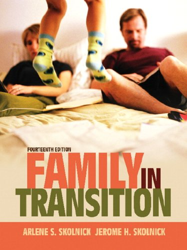 9780205482658: Family in Transition (14th Edition)