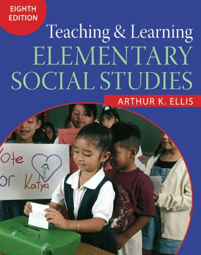 9780205483945: Teaching And Learning Elementary Social Studies