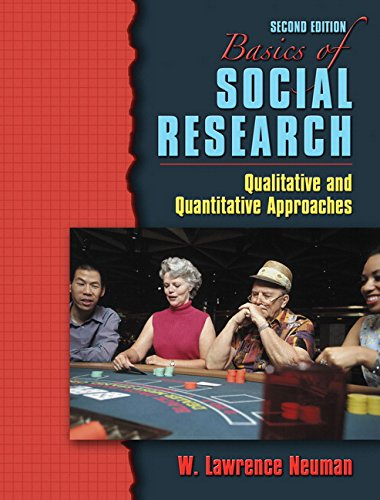 9780205484379: Basics of Social Research: Qualitative and Quantitative Approaches (2nd Edition)