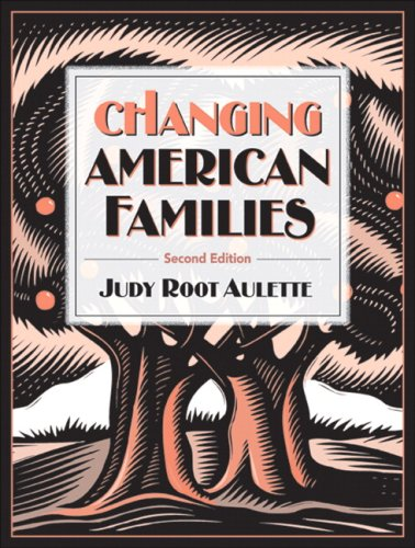 9780205484461: Changing American Families (2nd Edition)