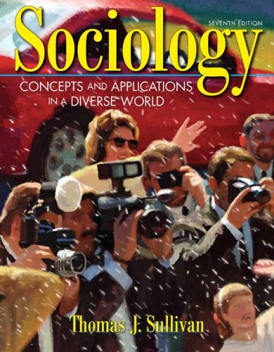 9780205484928: Sociology: Concepts and Applications in a Diverse World (7th Edition)