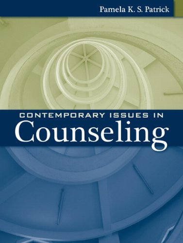 9780205485031: Contemporary Issues in Counseling
