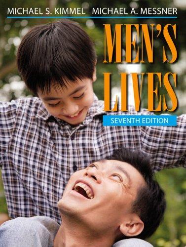 9780205485451: Men's Lives