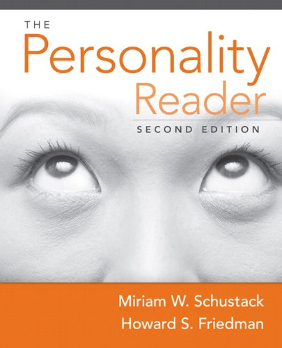 9780205485512: The Personality Reader (2nd Edition)