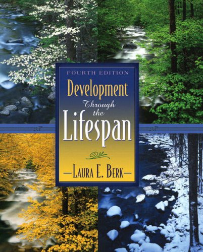 9780205491254: Development Through the Lifespan (4th Edition)