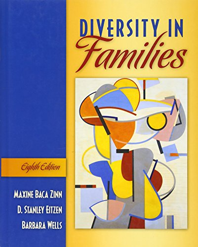 9780205491568: Diversity in Families (8th Edition)