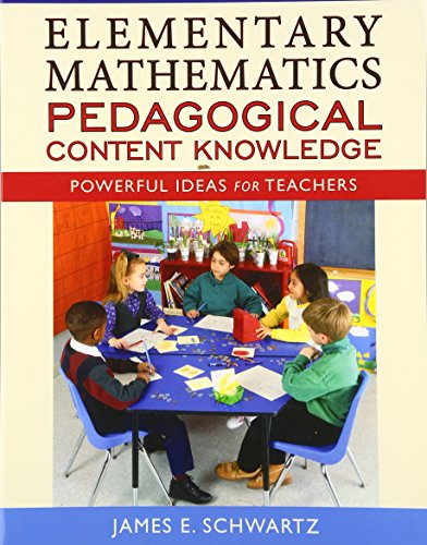 9780205493753: Elementary Mathematics Pedagogical Content Knowledge: Powerful Ideas for Teachers