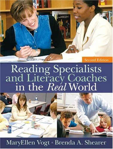 9780205494712: Reading Specialists and Literacy Coaches in the Real World (2nd Edition)
