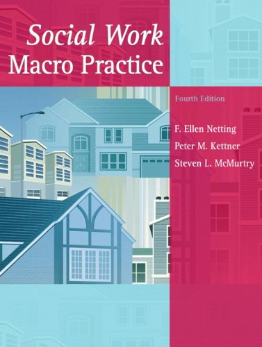 9780205496075: Social Work Macro Practice (4th Edition)