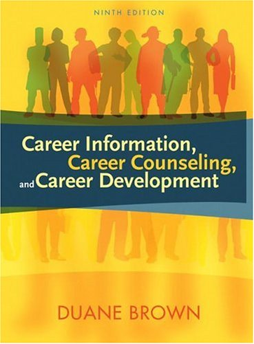 9780205498413: Career Information, Career Counseling, and Career Development (9th Edition)