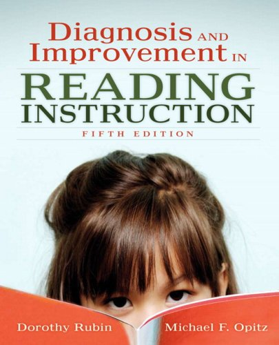 9780205498451: Diagnosis and Improvement in Reading Instruction (5th Edition)