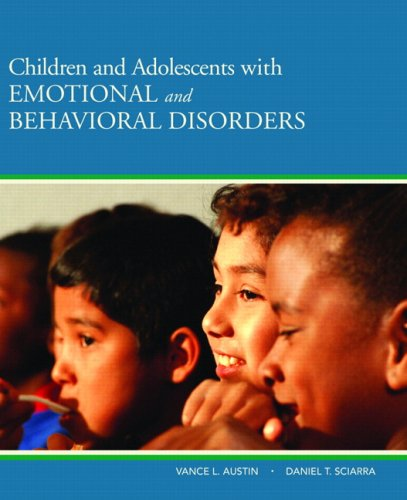 9780205501762: Children and Adolescents with Emotional and Behavioral Disorders