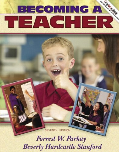 9780205502875: Becoming a Teacher (with MyLabSchool) (7th Edition)