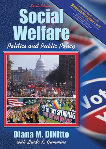 9780205503476: Social Welfare- Politics & Public Policy with Research Navigator 6th EDITION