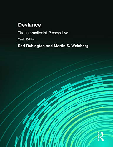 9780205503711: Deviance: The Interactionist Perspective