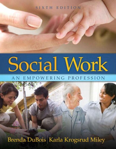 9780205504831: Social Work: An Empowering Profession (6th Edition)
