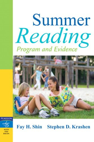 9780205504893: Summer Reading: Program and Evidence
